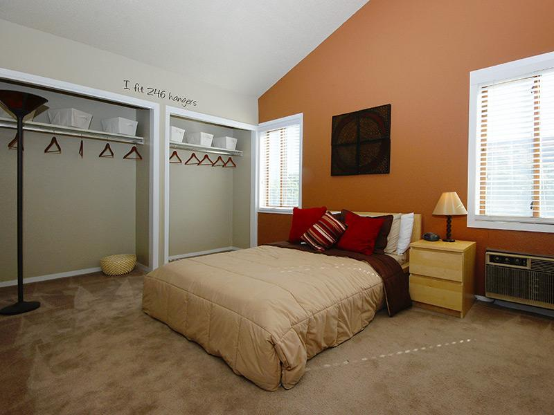 Bedroom | Layton Meadows Apartments