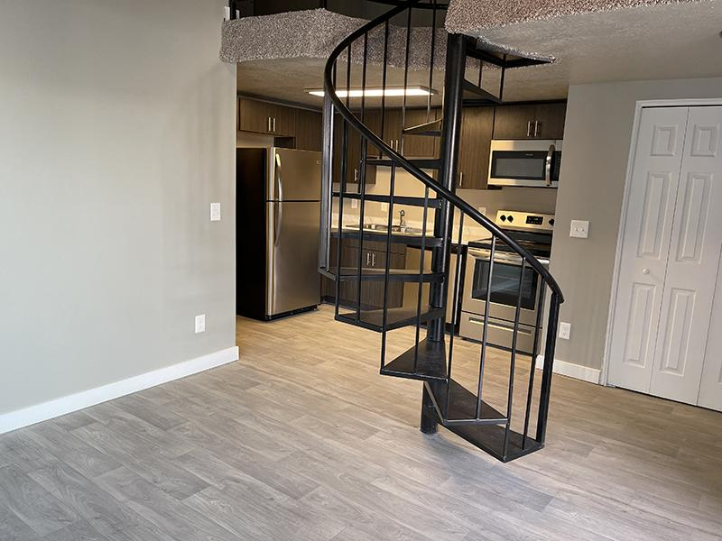 Spiral Staircases | Layton Meadows