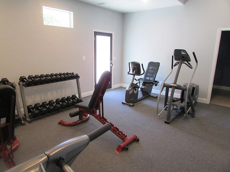 Fitness Center | Layton Meadows Apartments