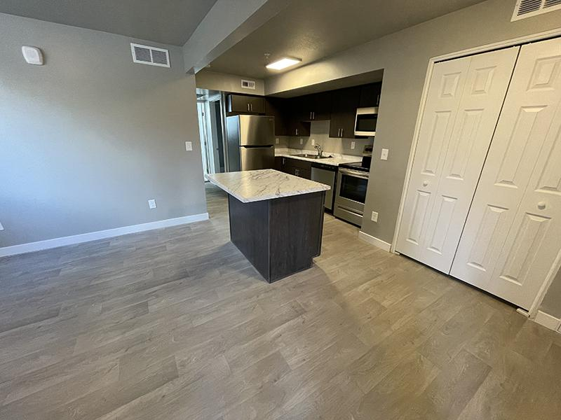 Living Room | Layton Meadows Apartments
