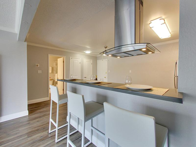 Kitchen | Sunset Pines Apartments