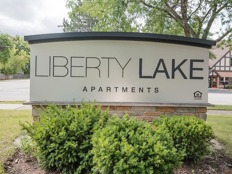 Sign | Liberty Lake