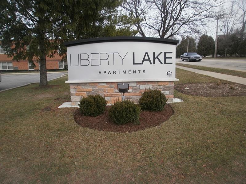 Sign | Liberty Lake