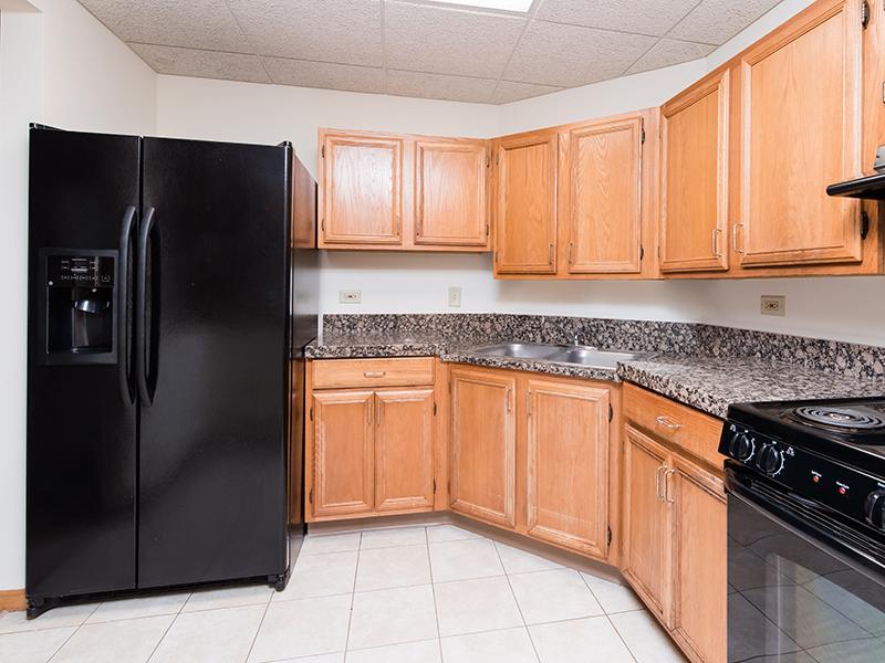 Kitchen | Lilac Apartments
