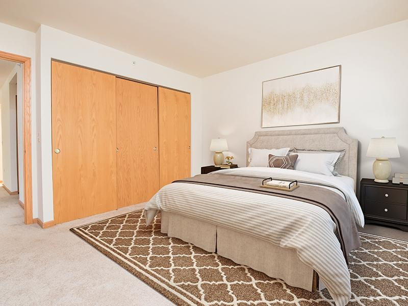 Model Bedroom | Lilac Apartments