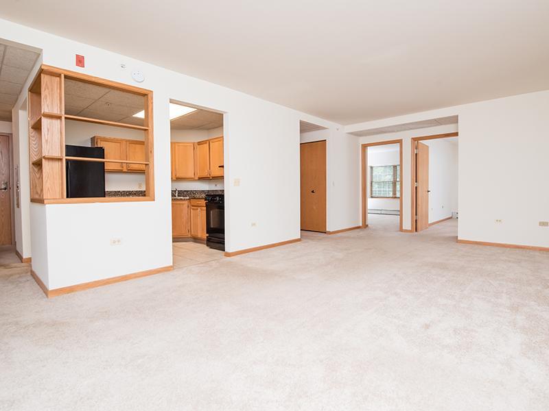 Living Room | Lilac Apartments