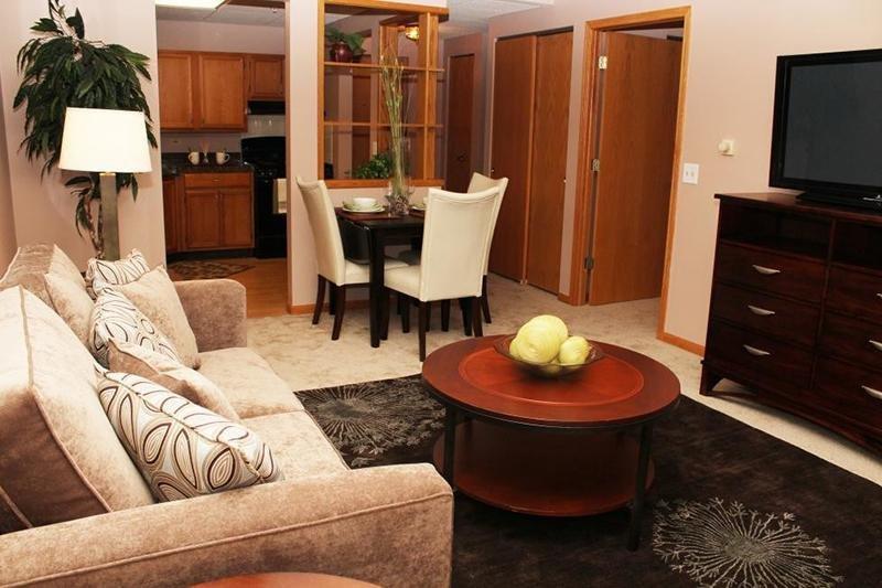 Lilac Apartments in fox lake. IL