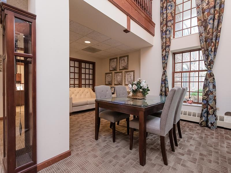 Clubhouse | Lilac Apartments