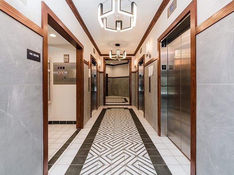 Elevators | Maple Pointe