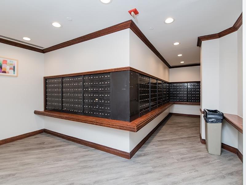 Mailroom | Maple Pointe