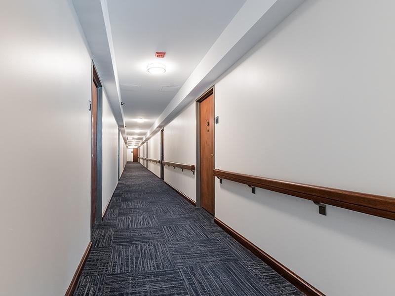 Hallway | Maple Pointe