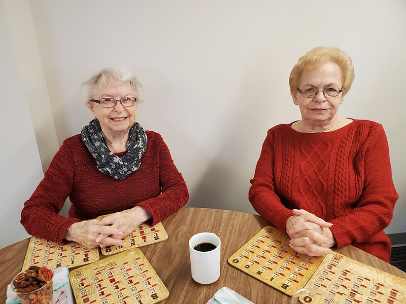 Bingo Event | Centennial Apartments