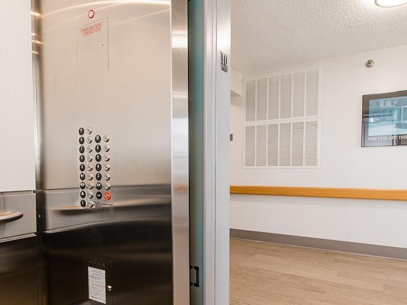 Elevator | Walsh Park