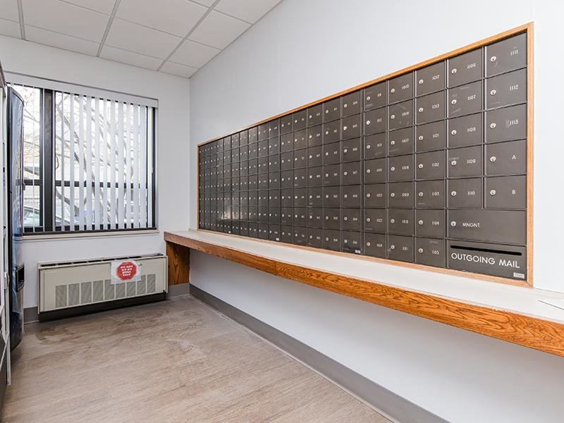Mailroom | Walsh Park