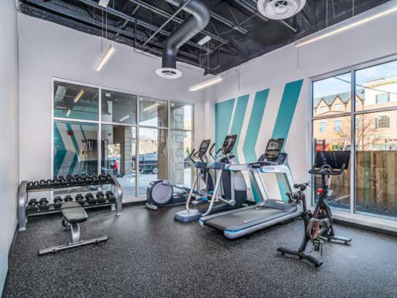 Fitness Center   One Nineteen on Main