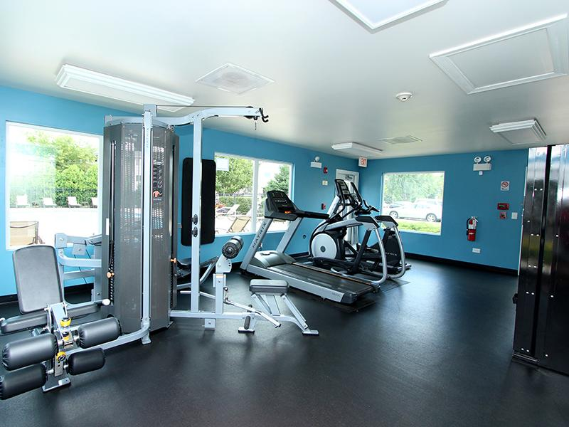Fitness Center - Amenities