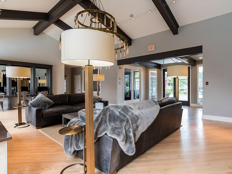Clubhouse Interior | The Arbors at Brookdale Apartments in Naperville, IL