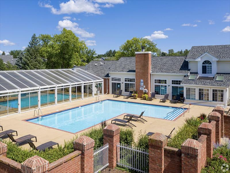 Swimming Pool | The Arbors of Brookdale Apartments