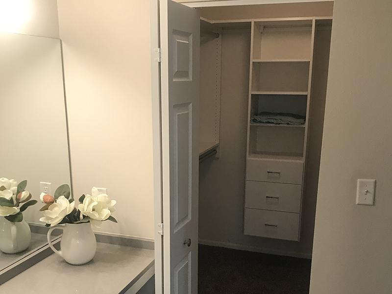 Spacious Closets | The Arbors at Brookdale Apartments in Naperville,