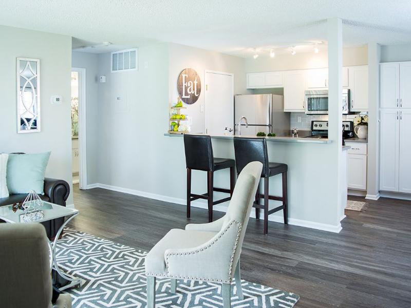 Open Floorplans | The Arbors at Brookdale Apts in Naperville, IL