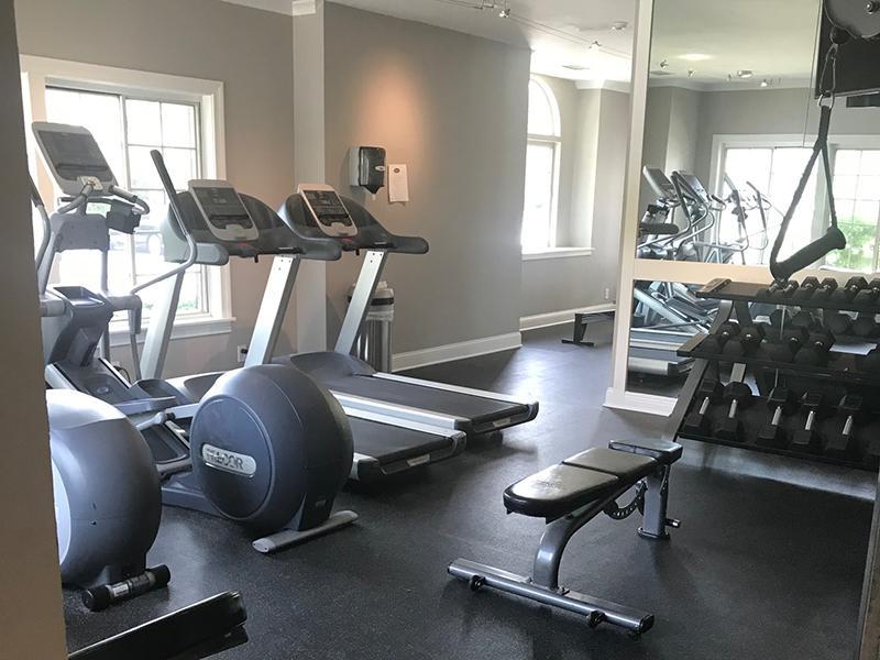 Fitness Center | Arbors of Brookdale