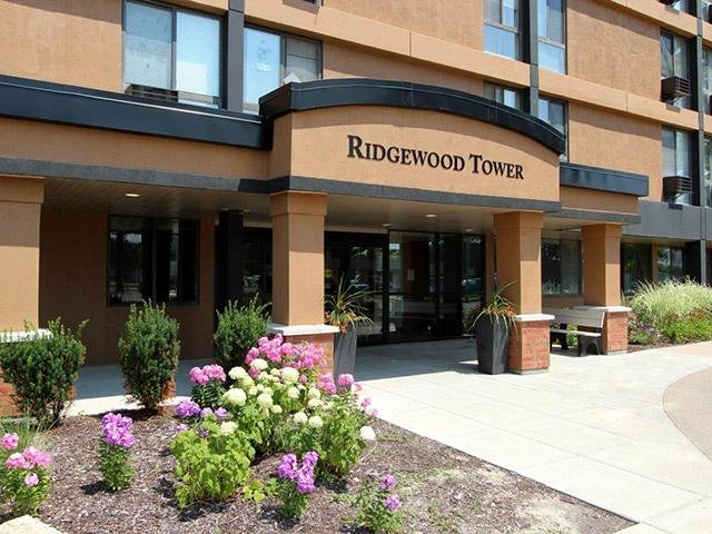 Ridgewood Towers in Moline, Illinois