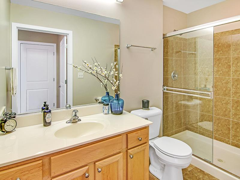 Bathroom | Kingston Pointe Apartments