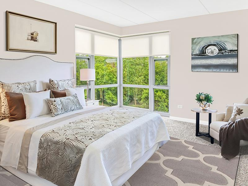 Model Bedroom | Kingston Pointe Apartments