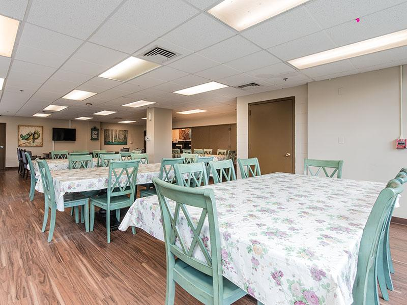 Community Center | Westwind Towers