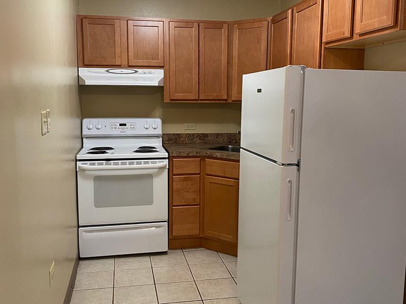 Kitchen | Westwind Towers