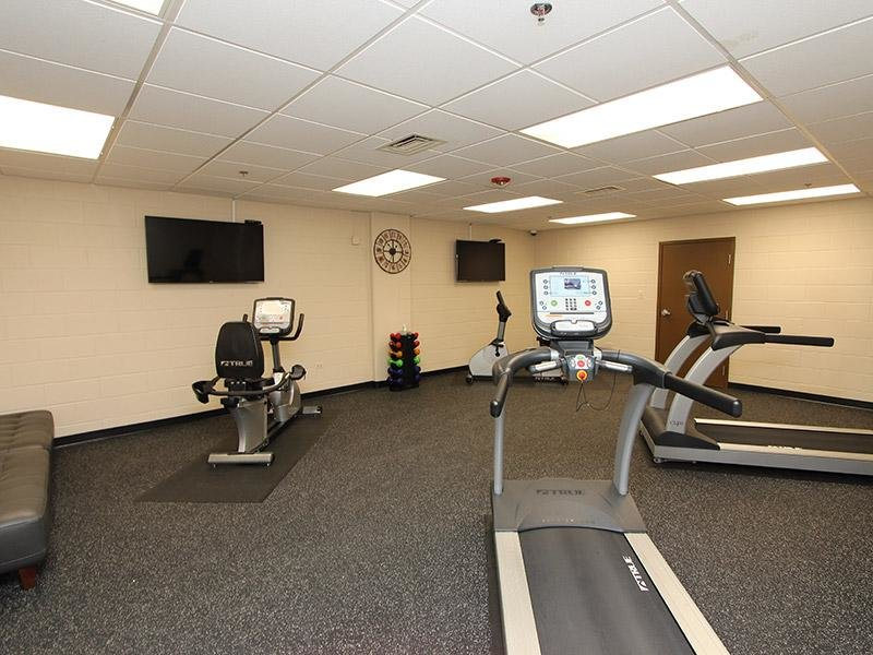 Fitness Center | Westwind Tower Apartments