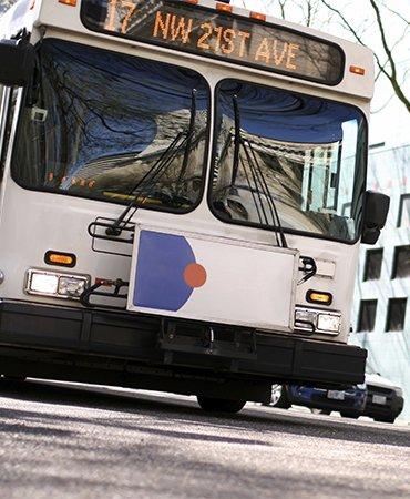 Near Public Transit