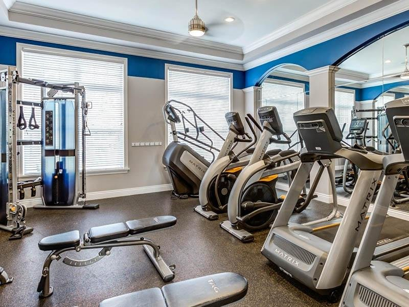 Cardio Center | Riverun at Naperville