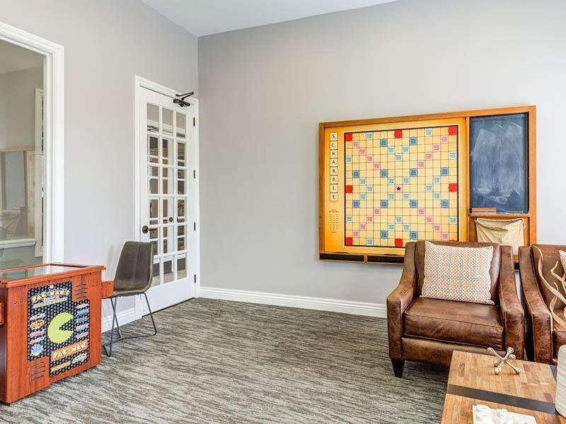 Game Room | Riverun at Naperville