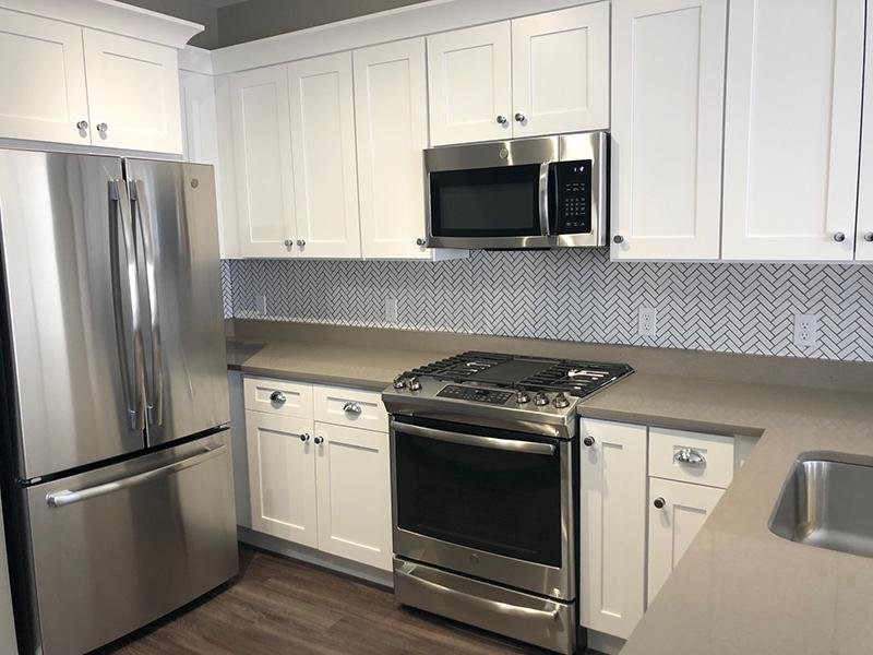 Stainless Steel Appliances | River Run at Naperville