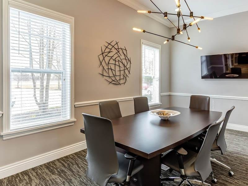 Conference Room | Riverun at Naperville