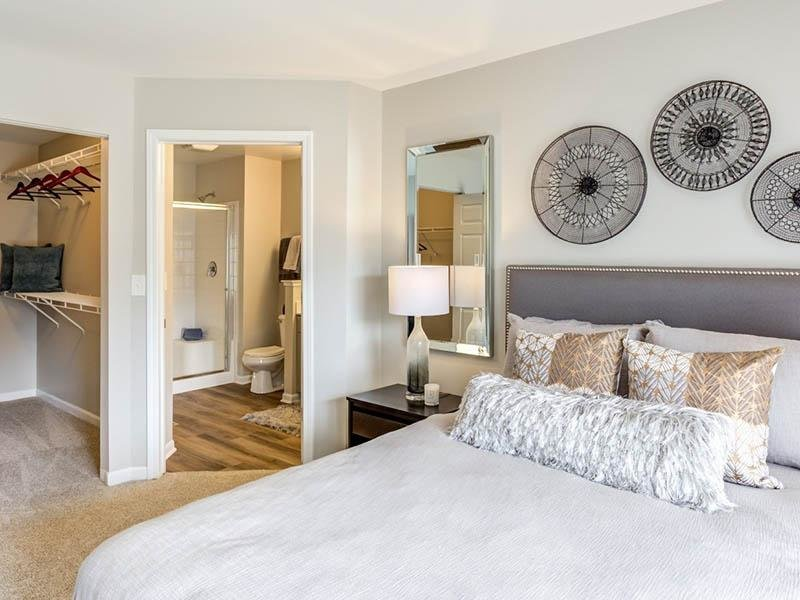 Model Bedroom | Riverun at Naperville