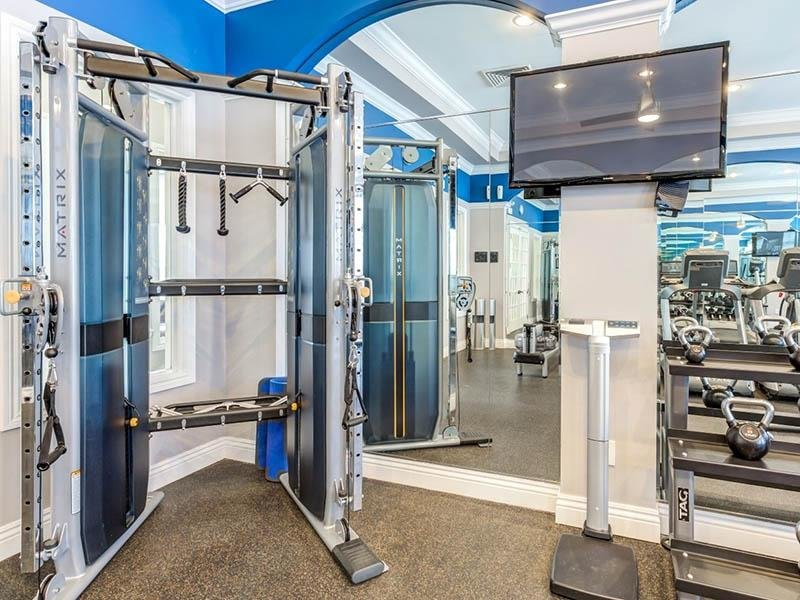 Fitness Center | Riverun at Naperville