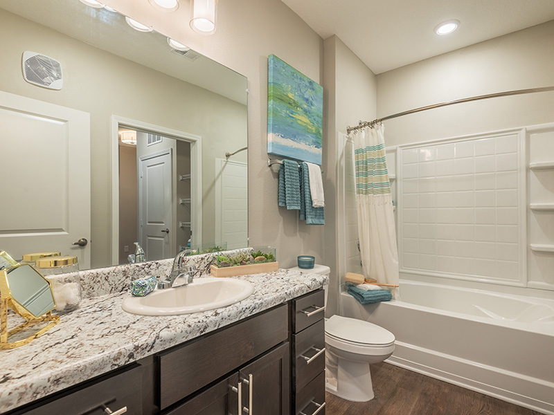 Bathroom   Atlantic on the Avenue