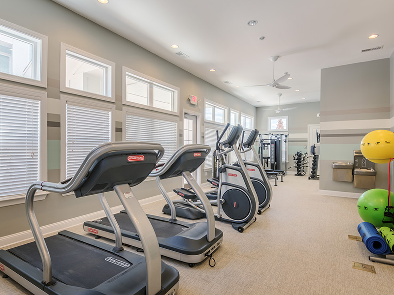 Fitness Center   Atlantic on the Avenue
