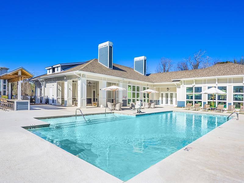 Swimming Pool   Atlantic on the Boulevard Apartments in North Charleston, SC