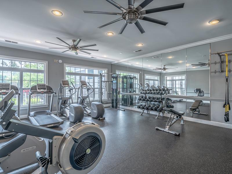 Fitness Center | Latitude at Wescott