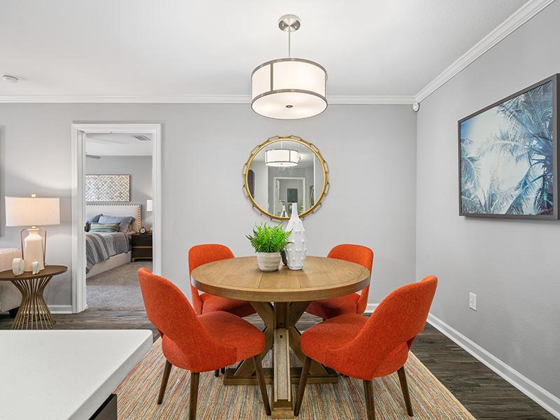 Model Dining Room | Latitude at Wescott