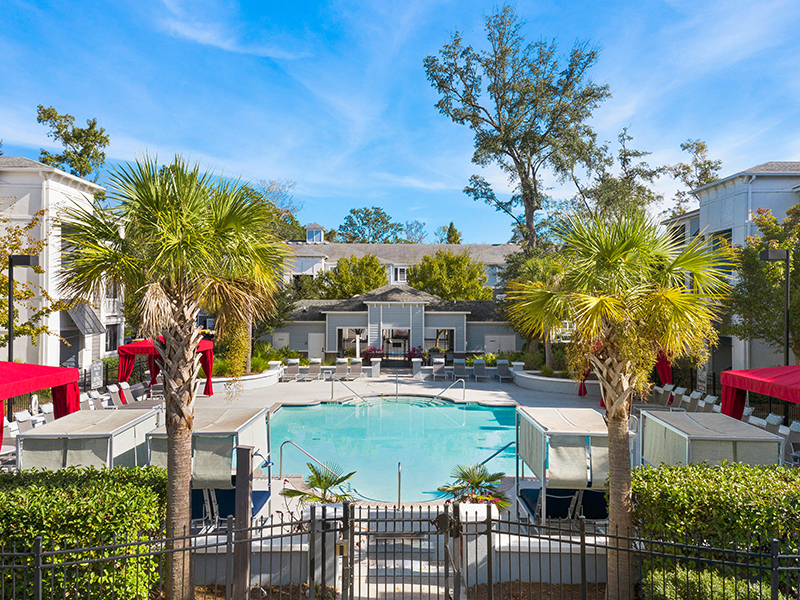 Apartments with a Pool | Latitude at Wescott