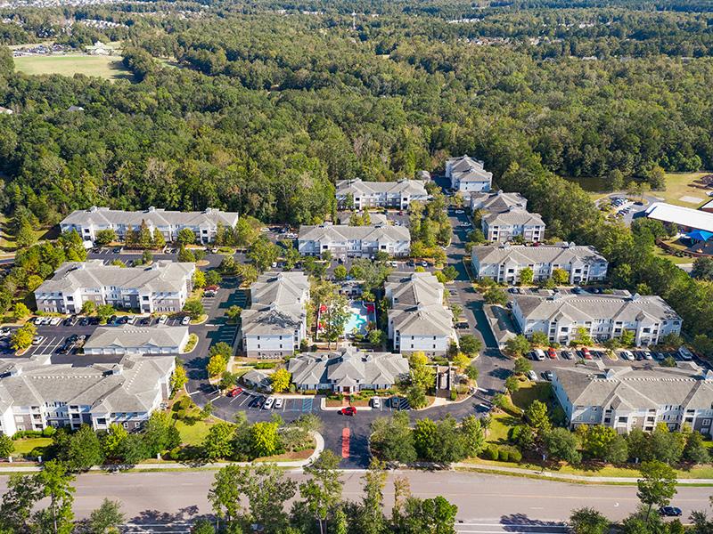 Aerial View | Latitude at Wescott
