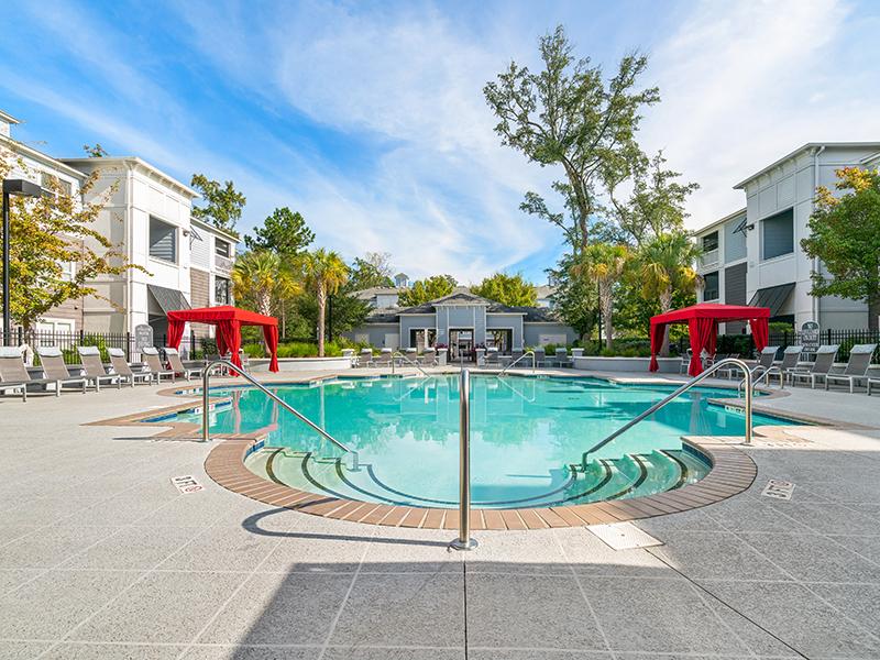 Pool | Latitude at Wescott