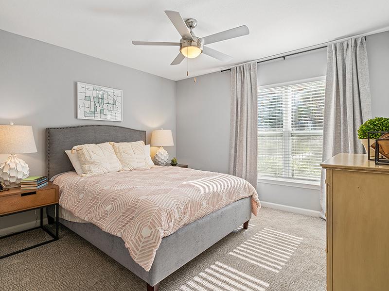 Model Bedroom | Latitude at Wescott
