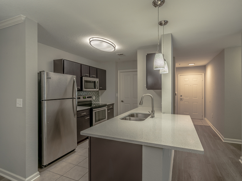 Fully Equipped Kitchen | Latitude at Wescott