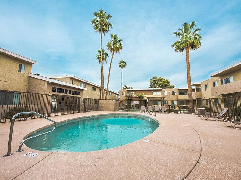 Jacuzzi | Park Village Apartments