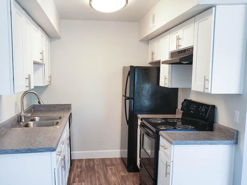 Kitchen  | Park Village Apartments